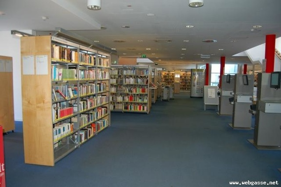 Exkursion Hauptbibliothek 01