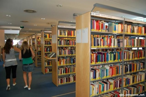 Exkursion Hauptbibliothek 03