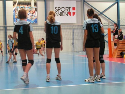 Schuelerliga Volleyball 07
