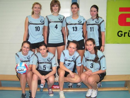 Schuelerliga Volleyball 13