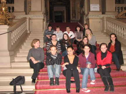 Exkursion Burgtheater 06