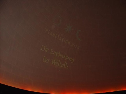 Exkursion Planetarium 10