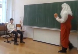2012-12-17 Improvisationstheater- Ilias und Odysee