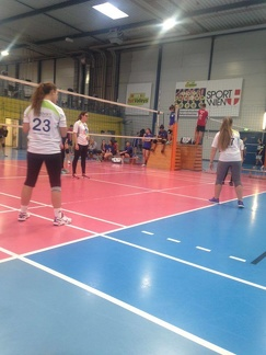 Volleyball Turnier 11