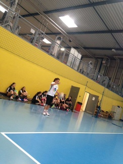 Volleyball Turnier 12
