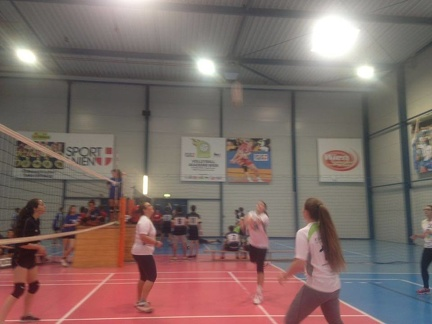 Volleyball Turnier 13