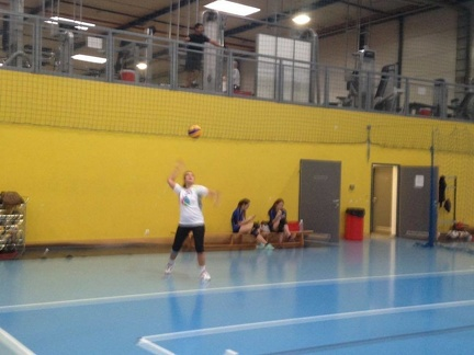Volleyball Turnier 16