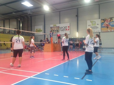 Volleyball Turnier 17