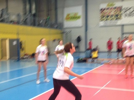 Volleyball Turnier 18