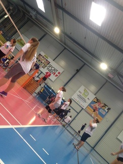 Volleyball Turnier 21