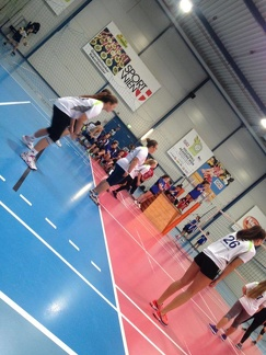 Volleyball Turnier 24