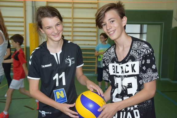 Volleyballturnier 010