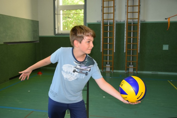 Volleyballturnier 012