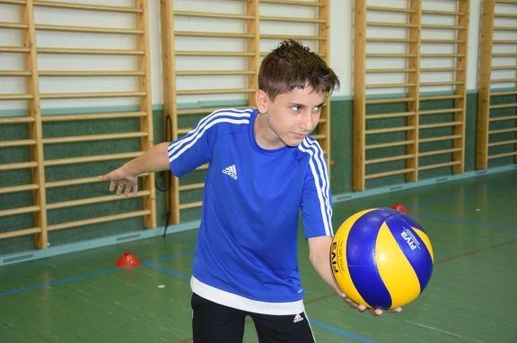 Volleyballturnier 014