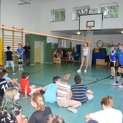 2017-06-23 Volleyballturnier 2AB