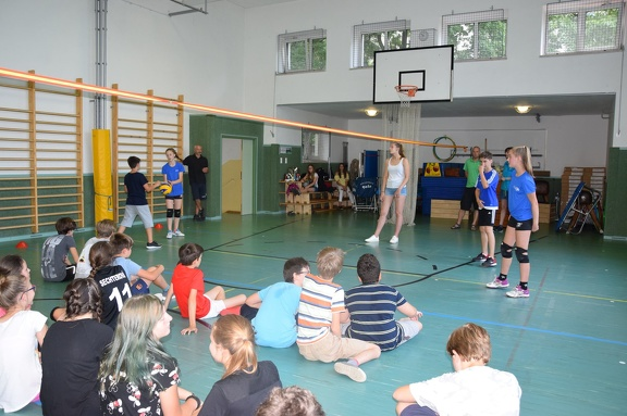 Volleyballturnier 018