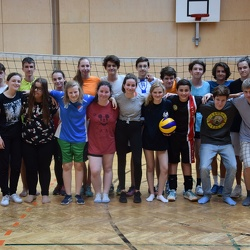 2017-06-23 Volleyballturnier 3AB  4AB