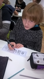 Comix Workshop 07