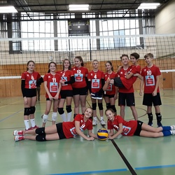 2019-11-19 Volleyball